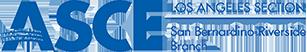 ASCE – San Bernardino/Riverside Logo