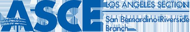 ASCE – San Bernardino/Riverside Retina Logo