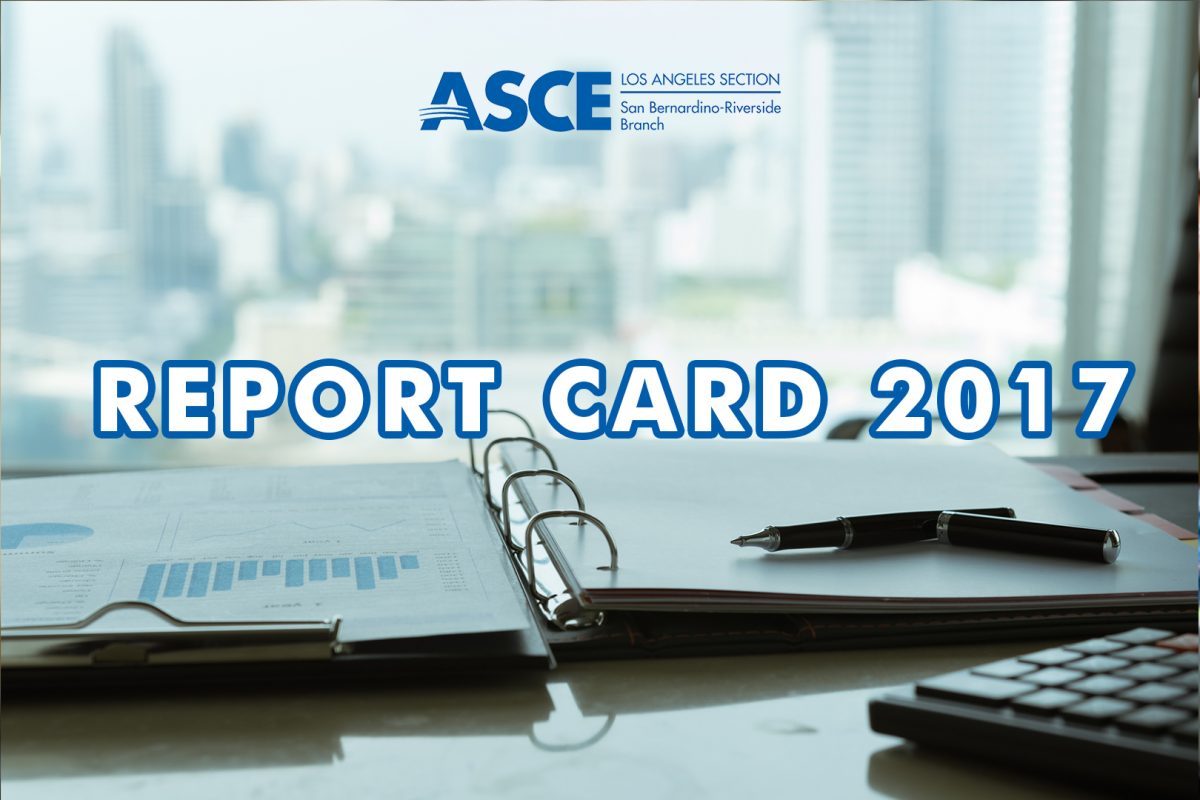 ASCE Report Card 2017